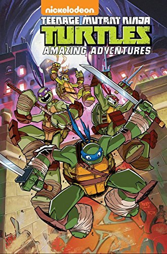 Landry Walker Teenage Mutant Ninja Turtles Amazing Adventures Volume 1