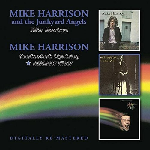 Mike Harrison Mike Harrison Smokestack Light Import Gbr 2 CD