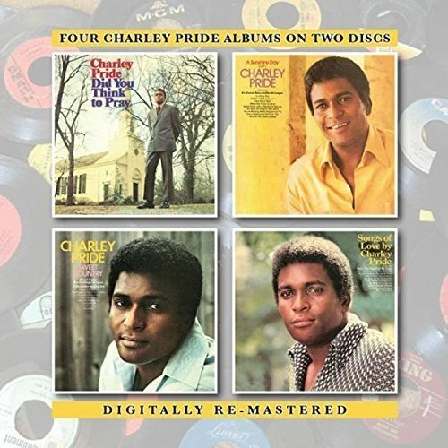 Charley Pride Did You Think To Pray Sunshin Import Gbr 2 CD