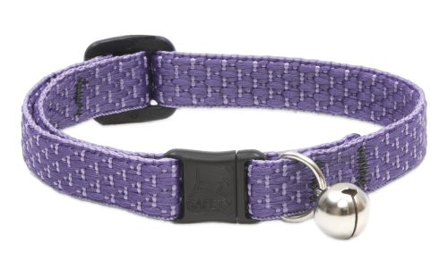lupine-eco-safety-cat-collar-with-bell-lilac