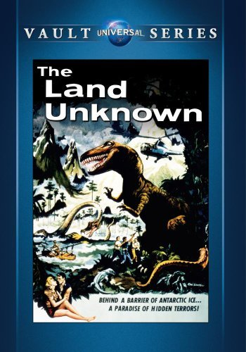 The Land Unknown Mahoney Vogel DVD Mod This Item Is Made On Demand Could Take 2 3 Weeks For Delivery