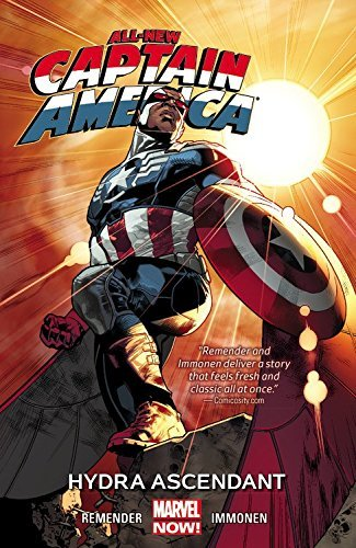 Rick Remender All New Captain America Volume 1 Hydra Ascendant
