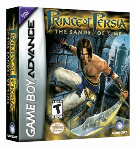 Gameboy Advance Prince Of Persia Sands Of Time