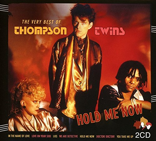 Thompson Twins Hold Me Now Very Best Of Import Gbr 2cd