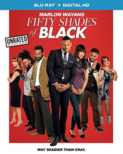Fifty Shades Of Black Wayans Hawk Blu Ray Dc R