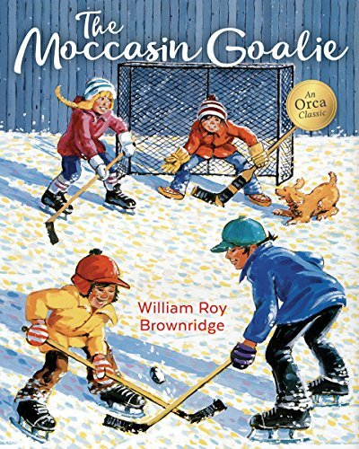 William Roy Brownridge The Moccasin Goalie Classic