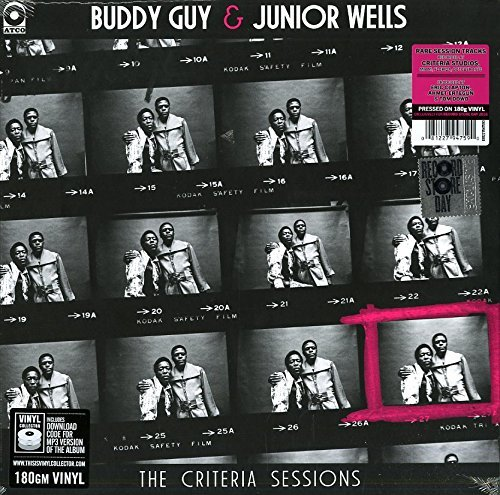 Buddy Guy Junior Wells Criteria Sessions