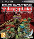 Ps3 Teenage Mutant Ninja Turtles Mutants In Manhattan