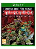 Xbox One Teenage Mutant Ninja Turtles Mutants In Manhattan