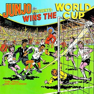 Henry Junjo Lawes Junjo Presents Wins The World