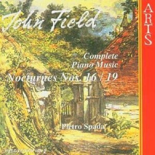 John Field Piano Music Vol. 5 Spada*pietro (pno)