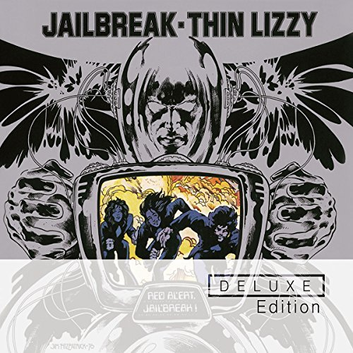 Thin Lizzy Jailbreak (deluxe Edition) 2 CD