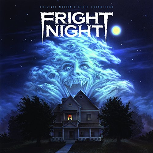 "Fright Night Soundtrack (blue White ""evil Fog"" Vinyl)"