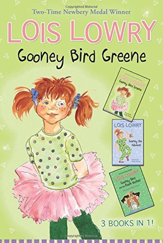 Lois Lowry Gooney Bird Greene Three Books In One! (gooney Bird Greene Gooney Bird And The Room Mot