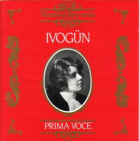 Maria Ivogun Operatic Arias 1916 1932