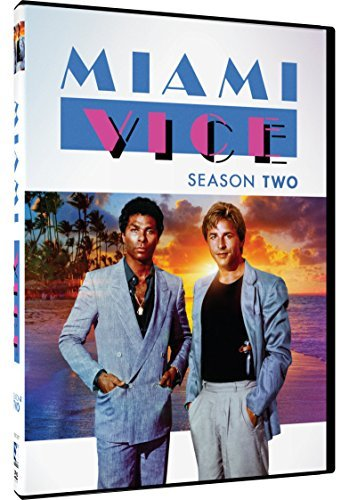 Miami Vice Season 2 DVD