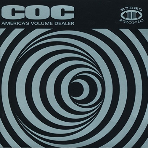 Corrosion Of Conformity America's Volume Dealer Import Gbr 2lp