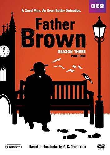 Father Brown Season 3 Part 1 DVD