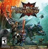 Nintendo 3ds Monster Hunter Generations
