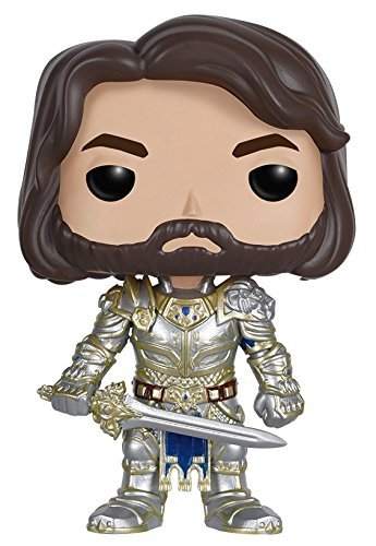 Funko Funko Pop Movies Warcraft King Llane