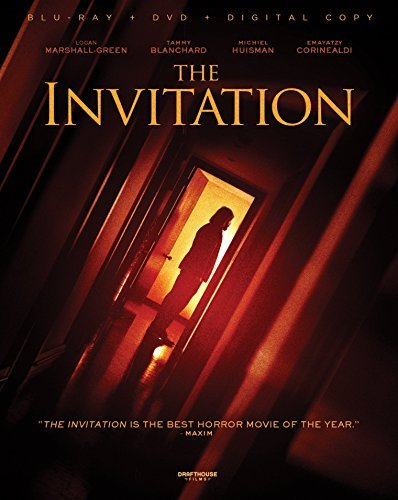 The Invitation Marshall Green Blanchard Huisman Corinealdi Blu Ray DVD Nr