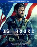 13 Hours The Secret Soldiers Of Benghazi Krasinski Schreiber Dale Blu Ray DVD Dc R
