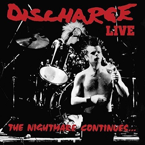 Discharge Nightmare Continues