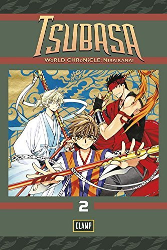 Clamp Tsubasa World Chronicle Volume 2