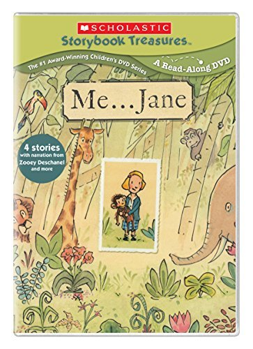 Me Jane & More Stories About Girl Power Me Jane & More Stories About Girl Power DVD