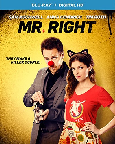 Mr. Right Kendrick Rockwell Roth Blu Ray Dc R