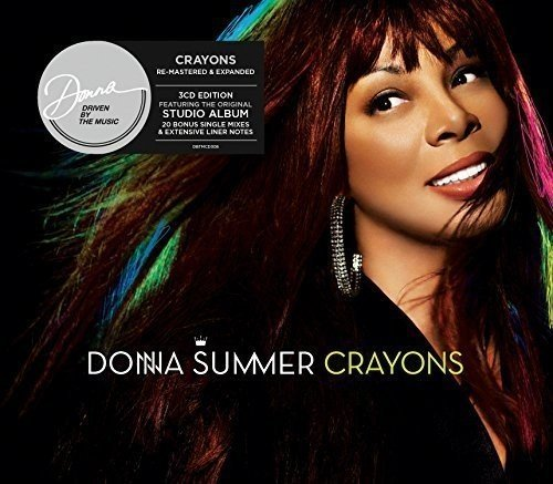 Donna Summer Crayons Import Gbr