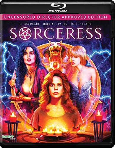Sorceress Blaire Strain Parks Blu Ray Unrated Cut Adult Content