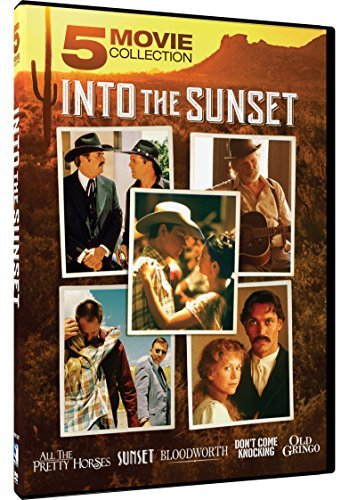 Into The Sunset 5 Movie Collection DVD