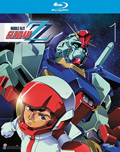 Mobile Suit Gundam Zz Collection 1 Blu Ray