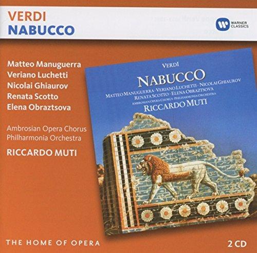 Verdi / Muti / Philharmonia //Nabucco