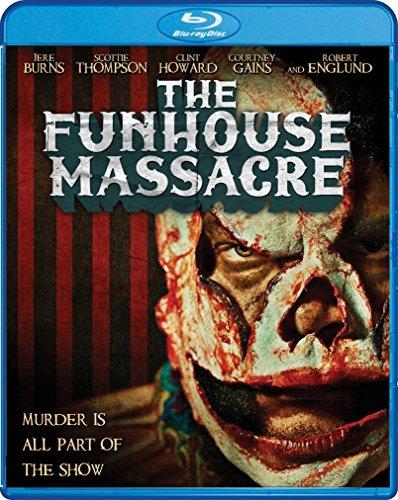 Funhouse Massacre/Englund/Burns/Thompson/Howard@Blu-ray@Nr