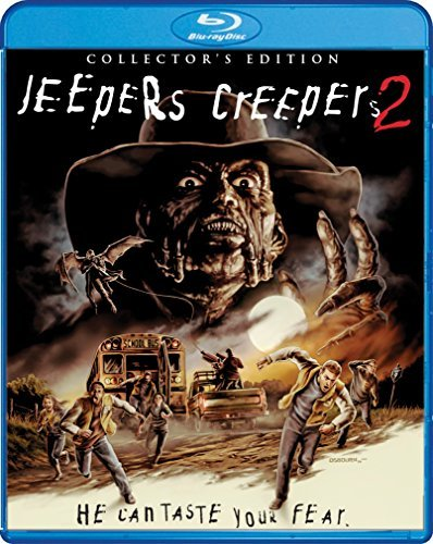 Jeepers Creepers 2 Brown Breck Aycox Bell Wise Blu Ray R