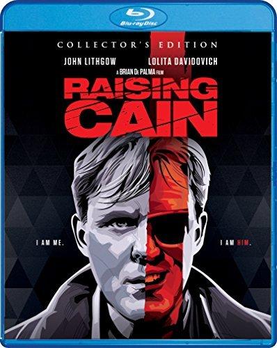 Raising Cain/Lithgow/Davidovich/Bauer@Blu-ray@R