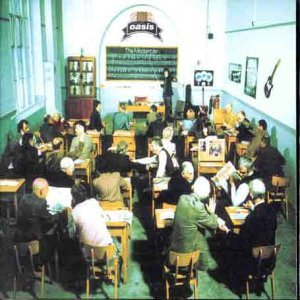 Oasis The Masterplan (lp)