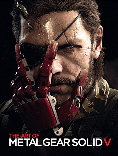 Konami The Art Of Metal Gear Solid V