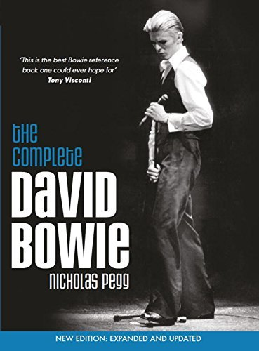 Nicholas Pegg The Complete David Bowie (revised And Updated 2016