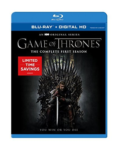 Game Of Thrones Season 1 Blu Ray Dc Limited Time Bargain Price