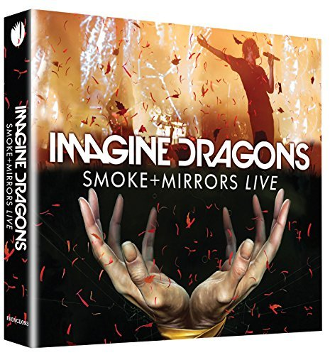 Imagine Dragons Smoke + Mirrors Live DVD CD Combo