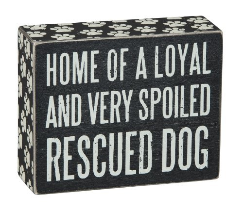 primitives-by-kathy-box-sign-rescued-dog