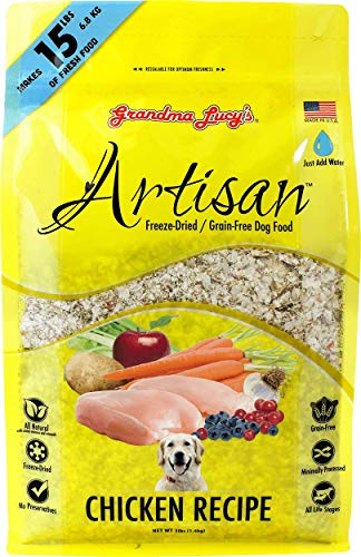 grandma-lucys-dog-food-freeze-dried-chicken