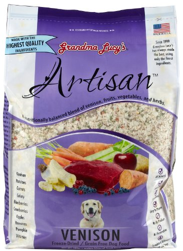 grandma-lucys-dog-food-venison