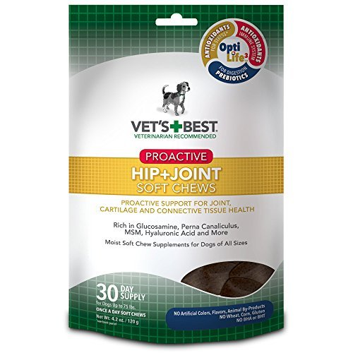 vets-best-hip-joint-proactive-soft-chew