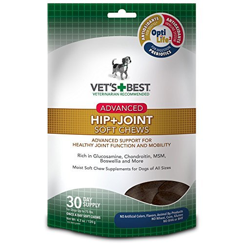 vets-best-hip-joint-advanced-soft-chew