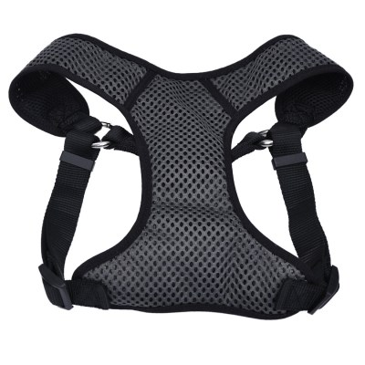 coastal-sport-harness-gray-black-3-4