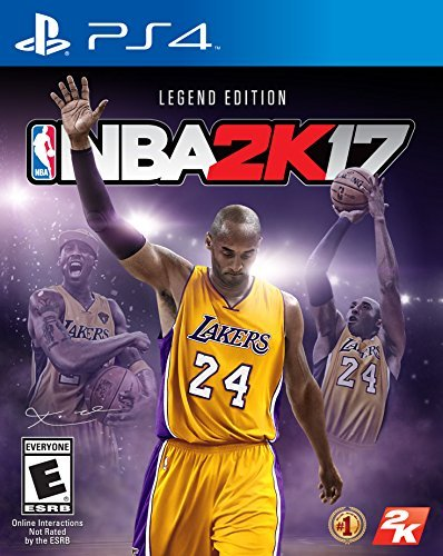 Ps4 Nba 2k17 Legend Edition